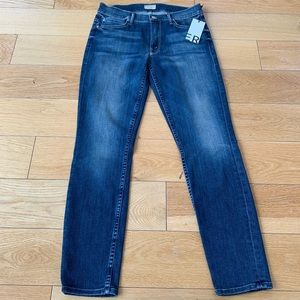 MOTHER Jeans - NWT Mother denim muse ankle in china blossom